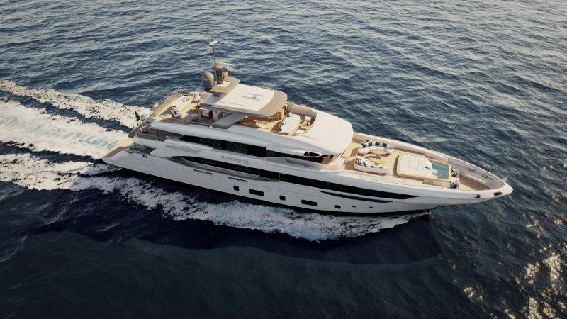 BENETTI ANNOUNCES THE SALE OF THE 44-METER DIAMOND 145