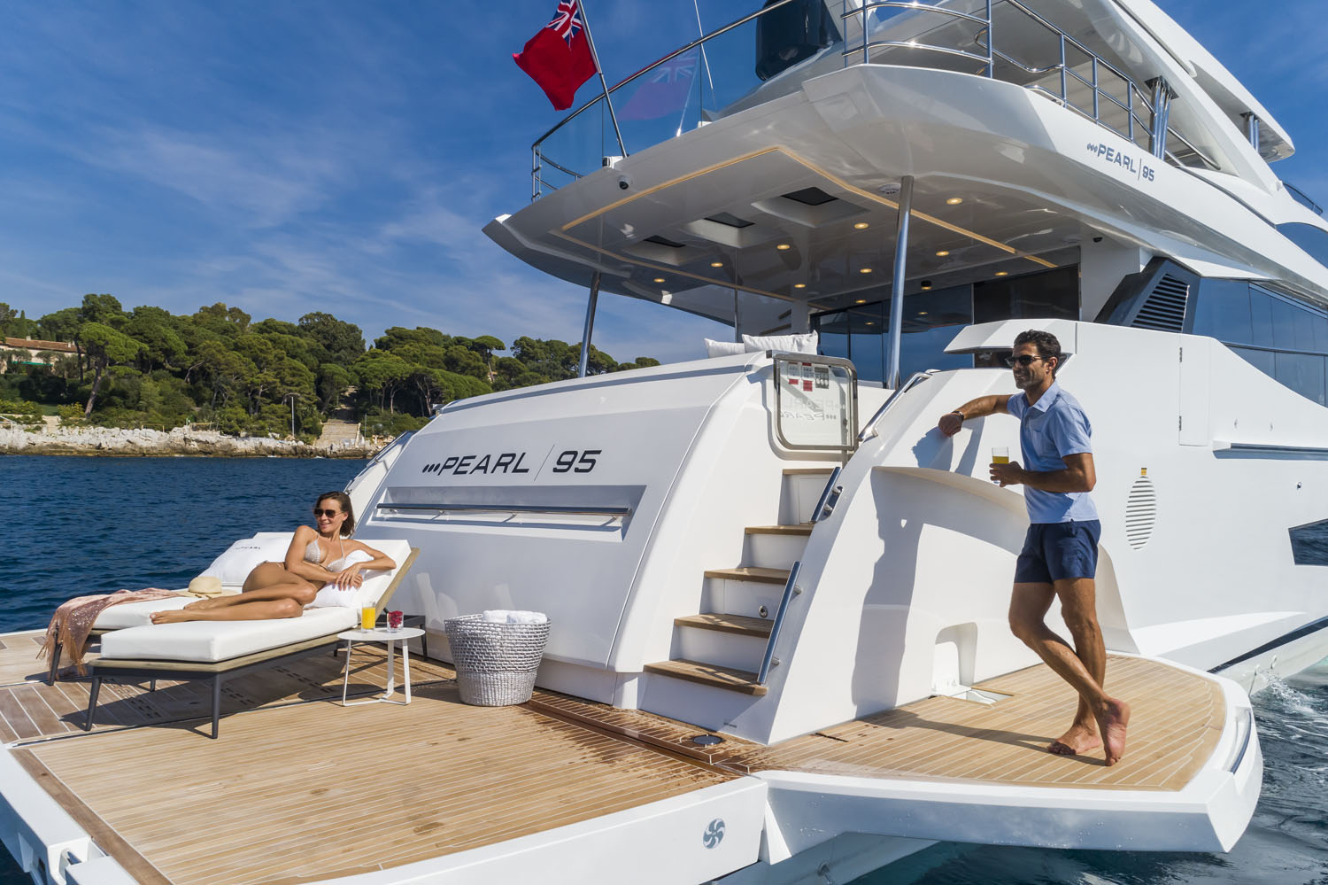 PEARL YACHTS AT THE PALMA INTERNATIONAL BOAT SHOW