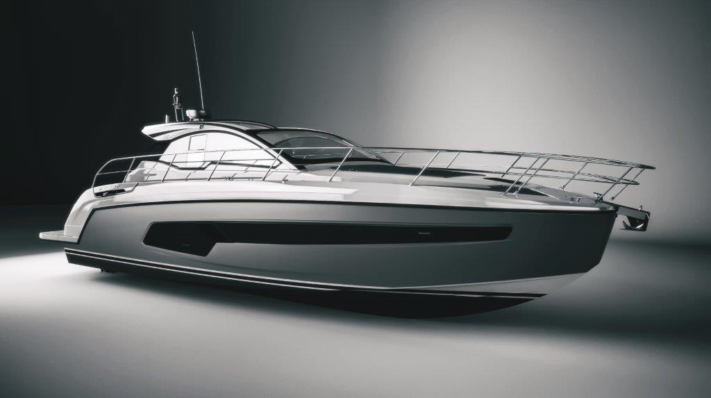 AZIMUT YACHTS LAUNCHES ATLANTIS 45 AT VYRV