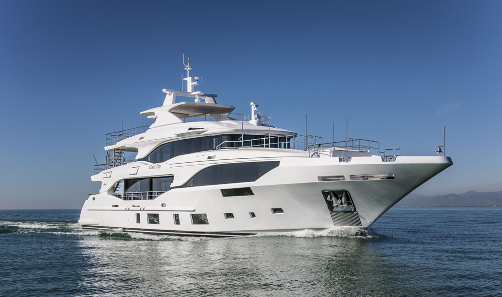 3 BENETTI CLASS CATEGORY YACHTS AT VYRV
