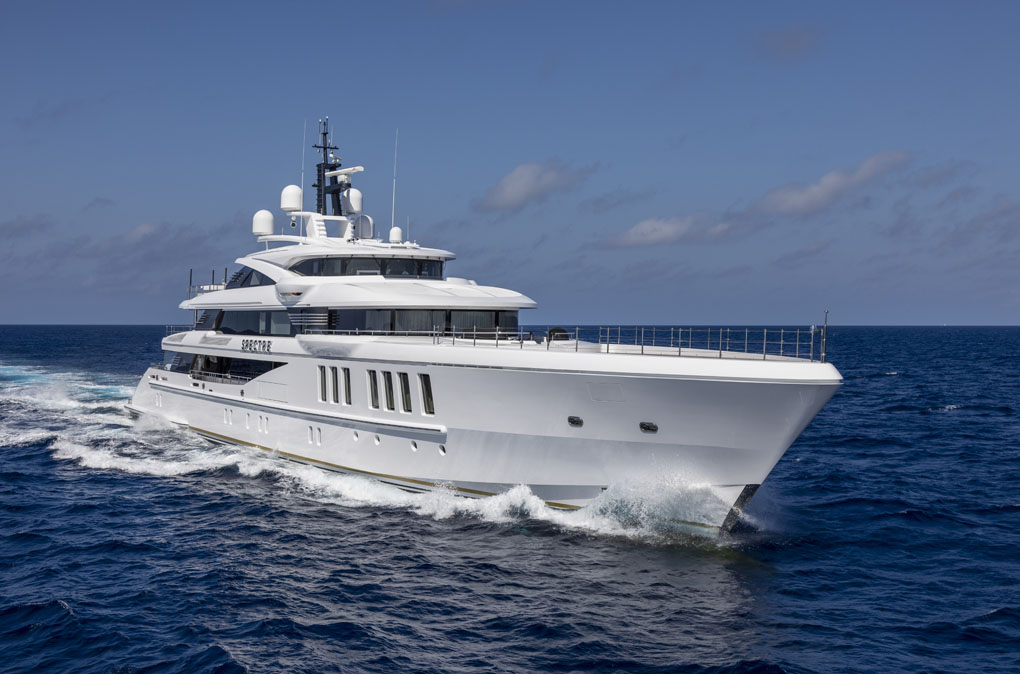 Robb Report rewards the excellence of Azimut Benetti Group